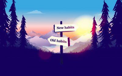 Addictive Behavior vs Healthy Behavior