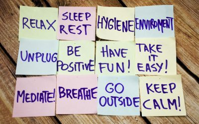 How's Your Self-Care? 3 Things to Check In About