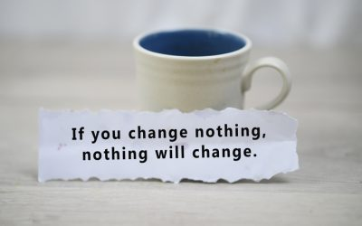 Making Changes That Matter and Last