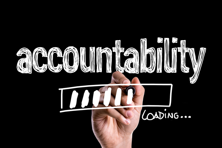 Accountability… Getting (and Giving) Support